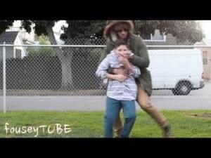 【ドッキリ映像】もしも子供の誘拐現場に遭遇したら?どういう対応をするのが正解なのか?