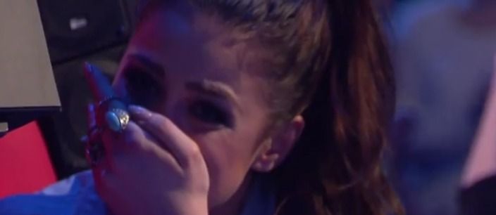 This Girl s Performance On  The Voice  Moved The Judges To Tears