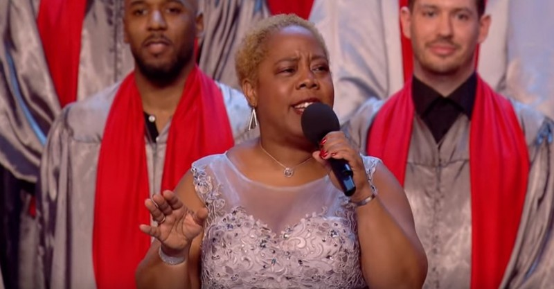 The 100 Voices Of Gospel go for gold    Week 2 Auditions   Britain's Got Talent 2016   YouTube