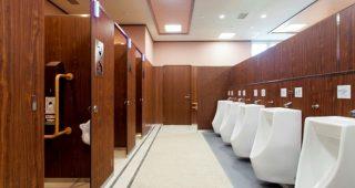 サービスエリアのトイレのカギに「グッドデザイン賞」をあげたい!
