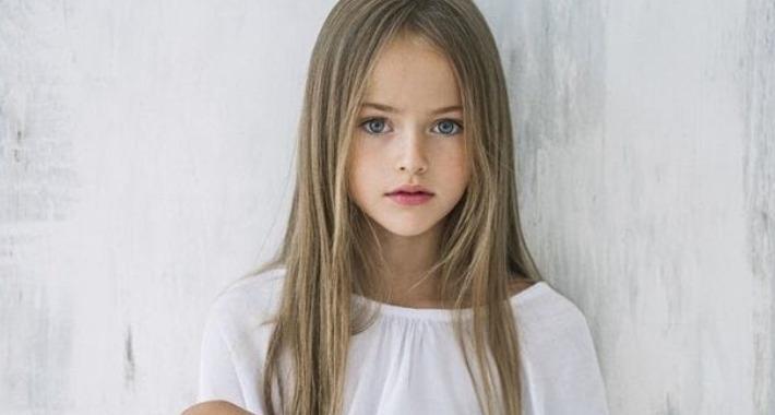 世界で最も美しいと話題になった少女の4年後・・・見事な進化を遂げていた