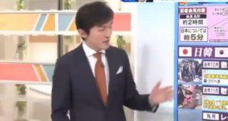 小松アナ、金慶珠の韓国の謎の論理を見事なまでに論破→会話が成立してない💦