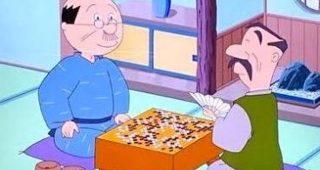サザエさんの波平さんの囲碁シーンを囲碁ガチ勢が気合の検証→凄いことが判明するw