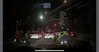【拡散希望】ロードバイクを注意したら車をボコボコにされ殴られた 犯人を捕まえたい!