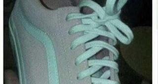 人によって色が違って見える画像がまた話題になっています。この靴何色に見えてます?