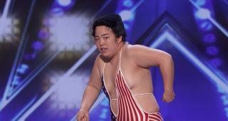ゆりやんレトリィバァ アメリカの人気オーディション番組で大人気になってしまう(笑)