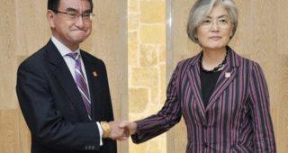 河野太郎が韓国を訪問した時の様子を批判した男性の大臣自ら反応 ←秒で論破してしまう